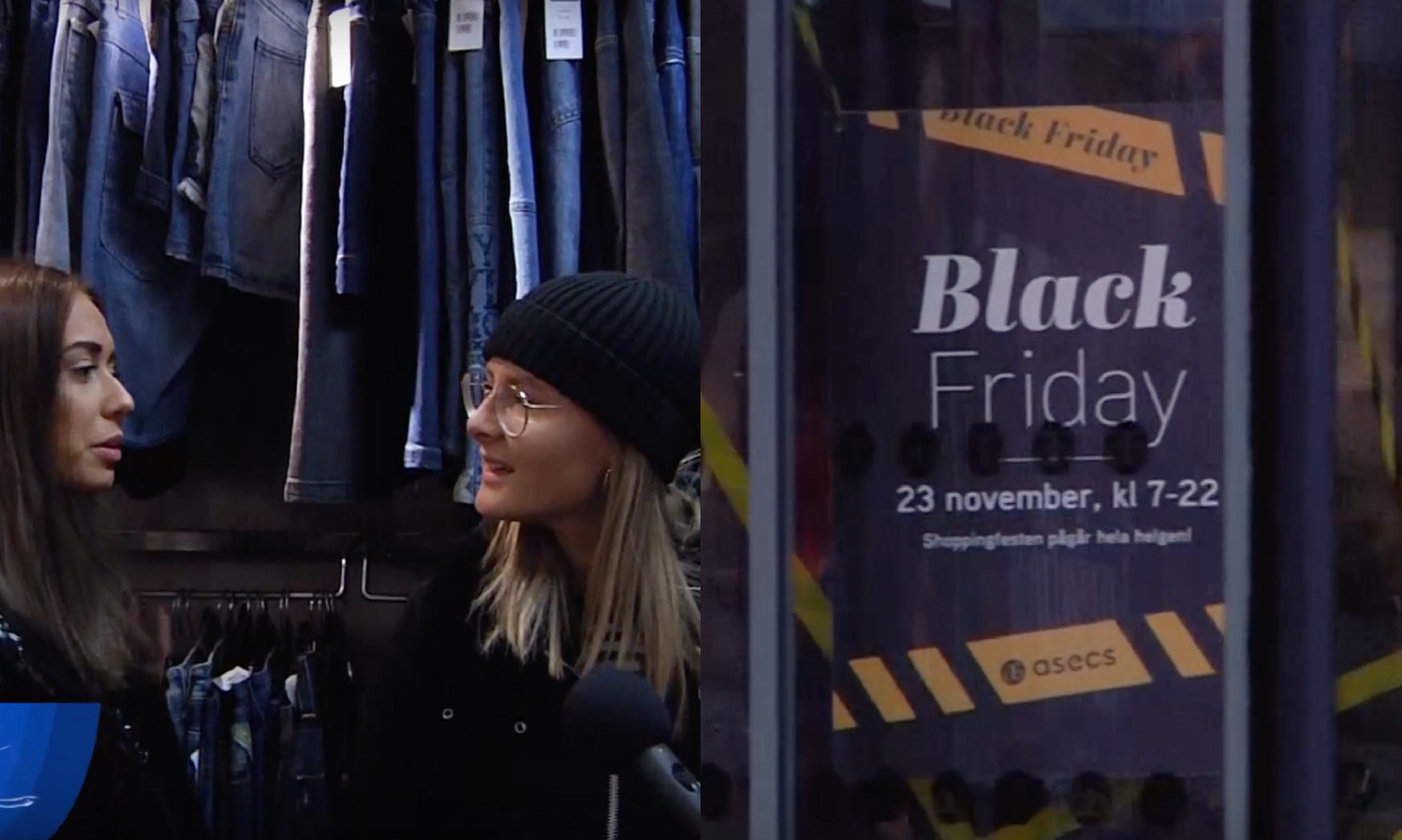 Årets julklapp – en protest mot Black Friday