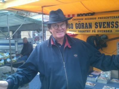 Country-knallen Bo Göran Svensson