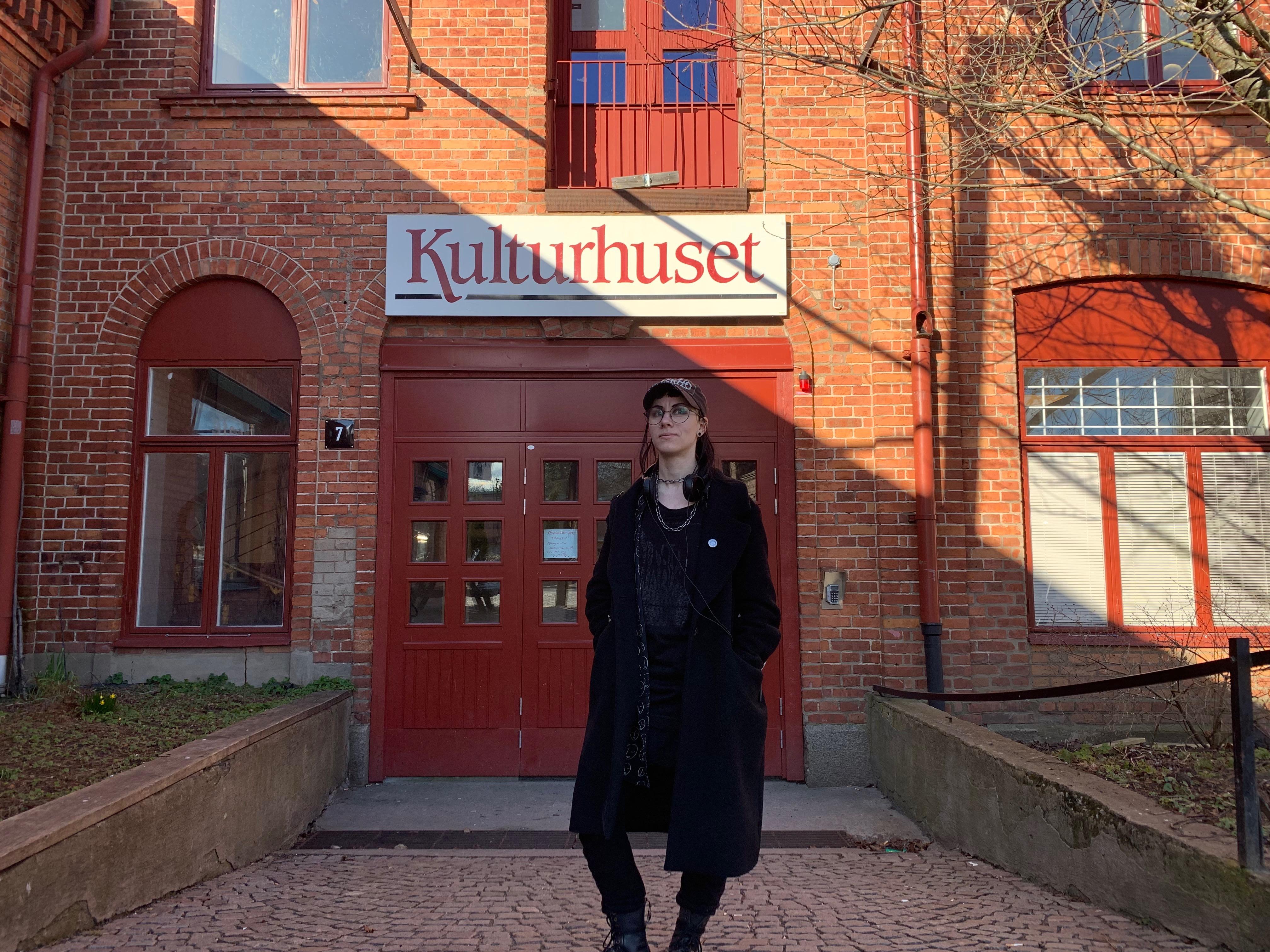 Kulturhuset – Den stora fritidsgården